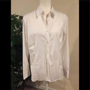 Eddie Bauer  White Shirt